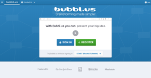 Logo of Bubbl.us