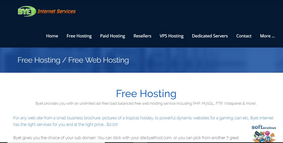 Хостинг домен php mysql ftp reg vps хостинг