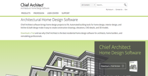 Chief Architect Reviews Pricing Software Features 2020 Financesonline Com