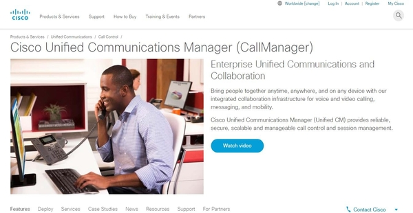 Cisco Unified Communications Manager Reviews: Overview, Pricing and