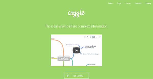 coggle mind map free download