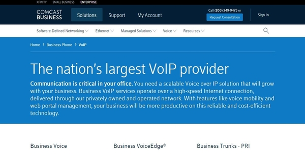 Comcast VoIP Reviews: Overview, Pricing and Features