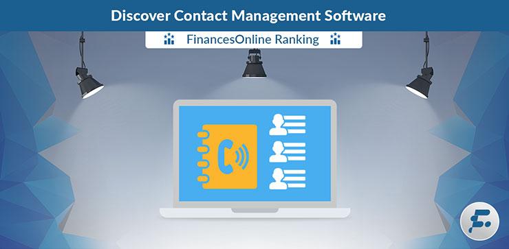 Best Contact Management Software Reviews & Comparisons