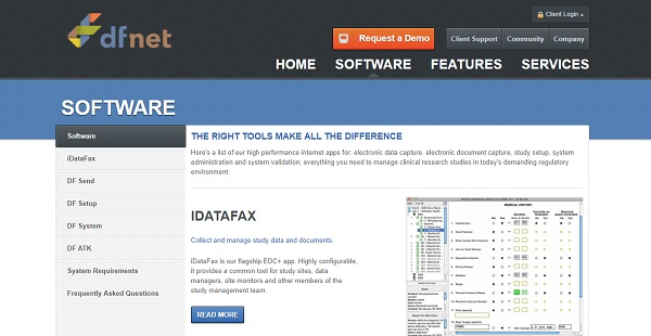 DataFax Reviews: Overview, Pricing and Features
