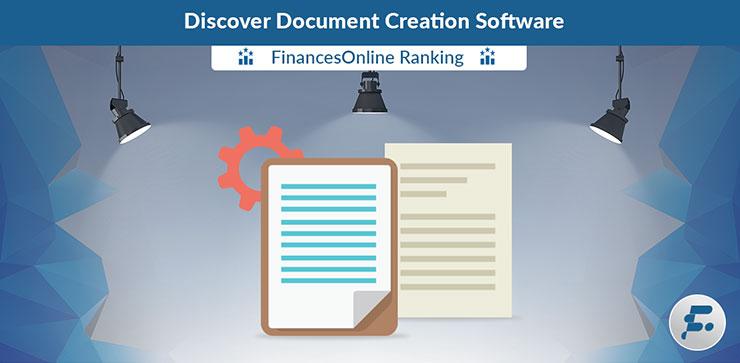 Best Document Creation Software Reviews & Comparisons