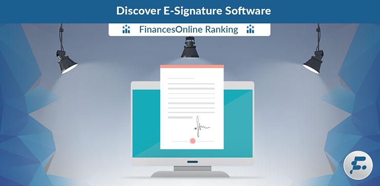 Best E-Signature Software Reviews & Comparisons | 2019 List