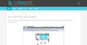 Logo of Easy Blue Print