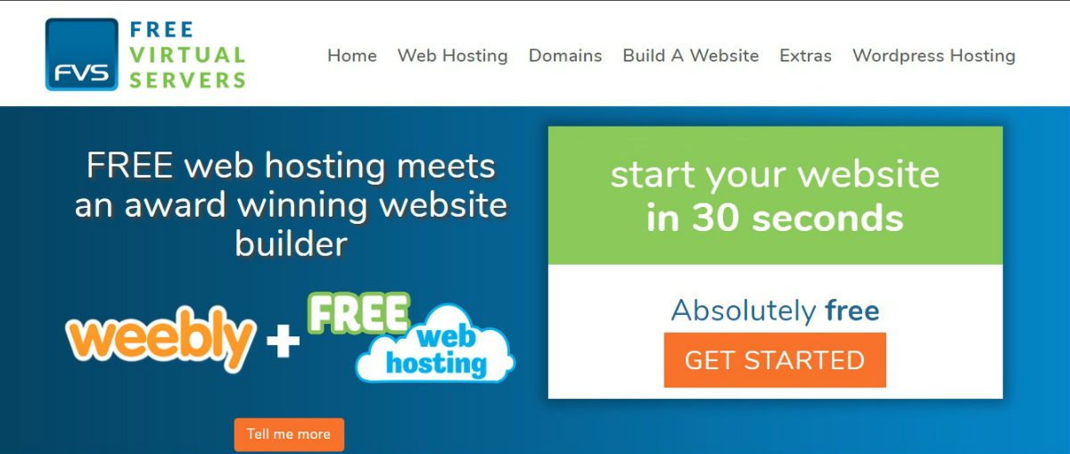 Free Virtual Severs was launched in 2004 and it has gone on to become one  of the UK's most popular providers of free web hosting with more than  55,000 ...