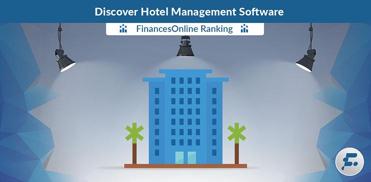 Best Hotel Management Software Reviews List & Comparisons