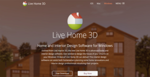 Logo of Live Home 3D