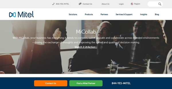 MiCollab Reviews: Overview, Pricing and Features