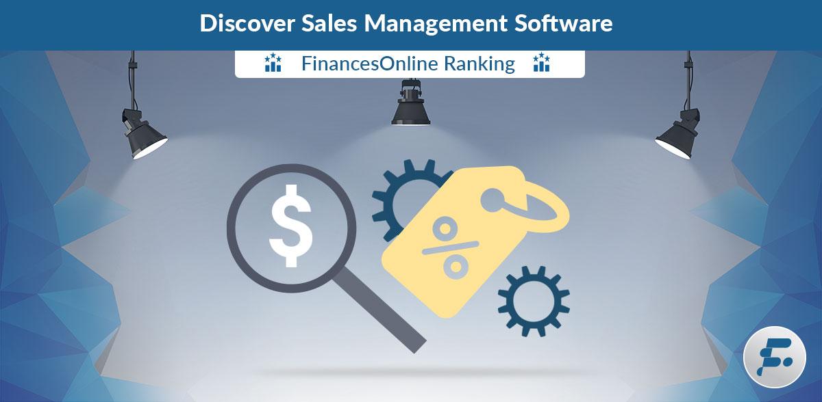 Best Sales Management Software Reviews & Comparisons | 2019