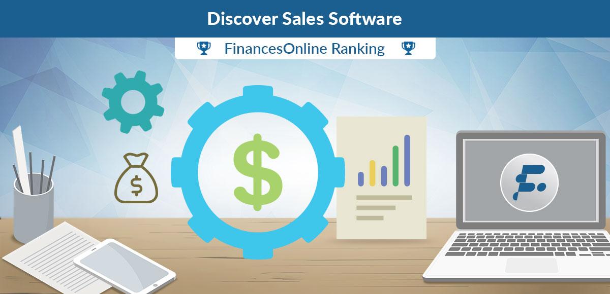 Best Sales Software Reviews & Comparisons | 2019 List of