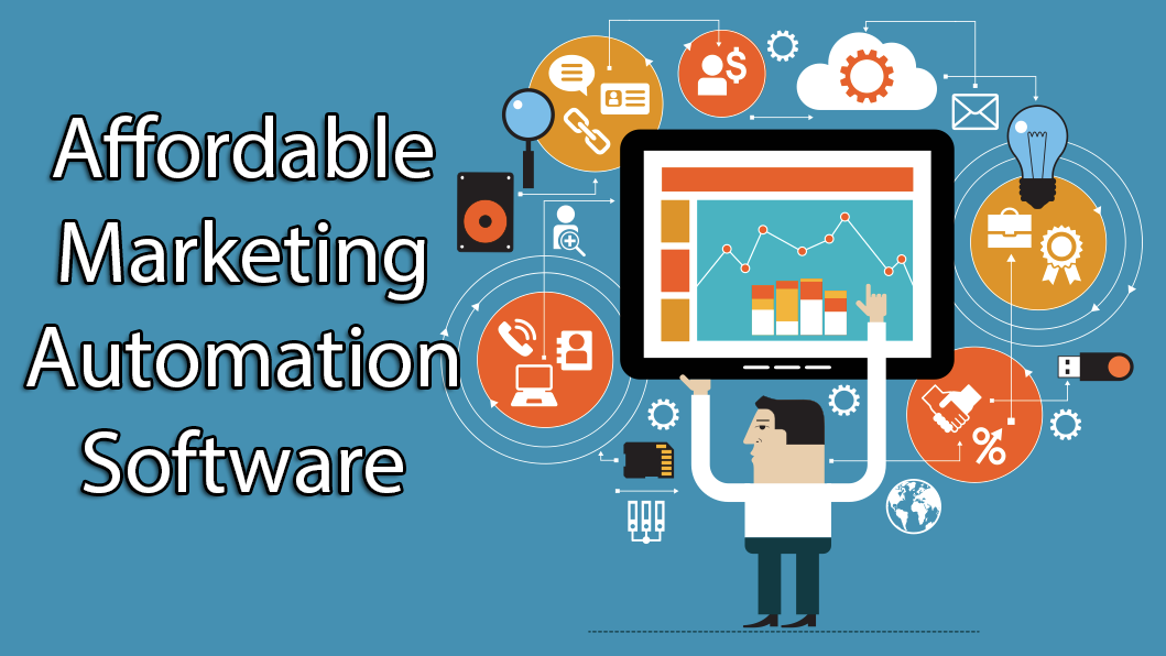 Affordable Marketing Automation Software
