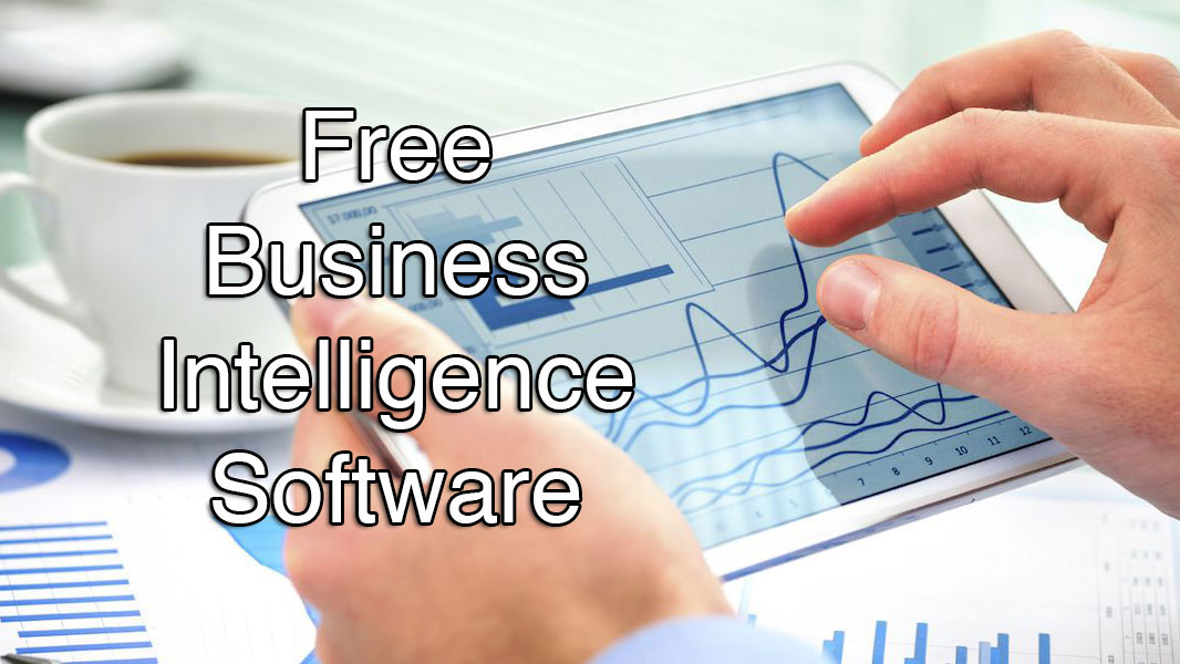 Free Business Intelligence Software