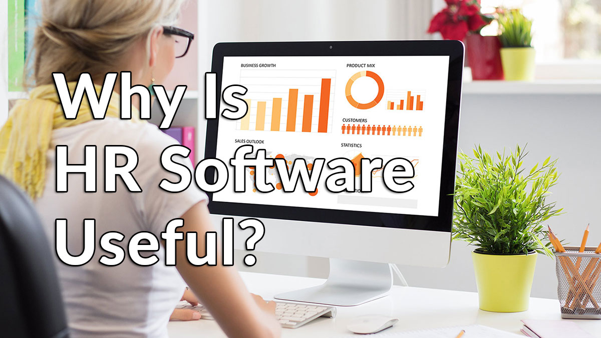 Why Is HR Software Useful?