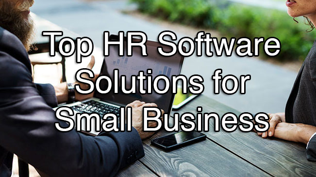 Top HR Software Solutions for Small Business