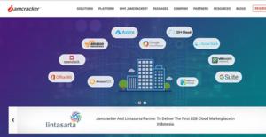 Logo of Jamcracker Cloud Management Platform