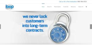 Logo of Loop Communications