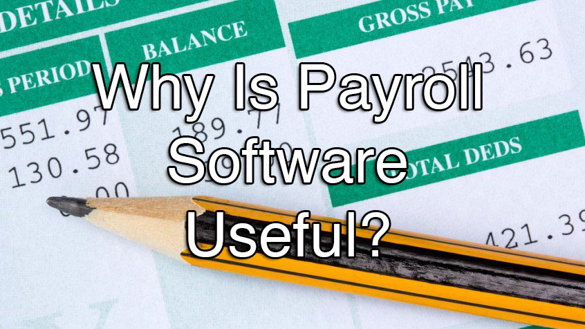 Why Is Payroll Software Useful?