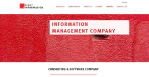 Logo of Right Information PIM
