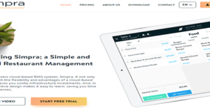 Simpra RMS Reviews: Overview, Pricing, Features