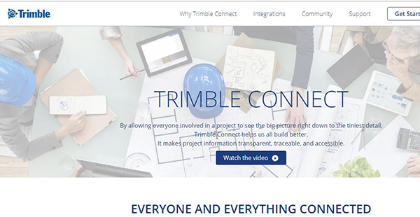 Trimble Connect Reviews: Overview, Pricing and Features