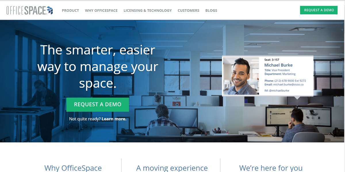 Office space software Building Plan Officespace Software Coworking Resources 20 Best Facility Management Software Of 2019 Financesonlinecom