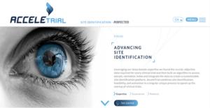 Logo of AcceleTrial