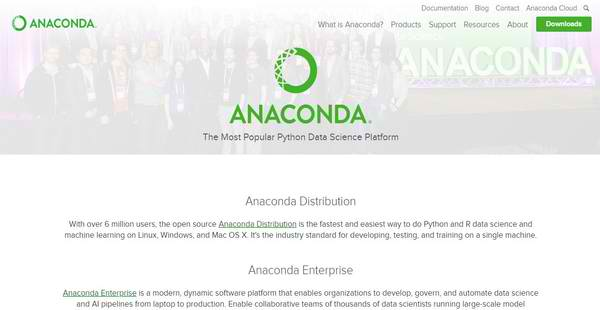 Anaconda Enterprise Reviews: Overview, Pricing and Features