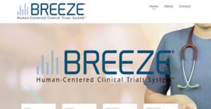Logo of BREEZE CTMS