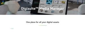Logo of Digizuite Media Manager