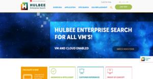 Logo of Hulbee Enterprise Search