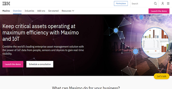 IBM Maximo Reviews: Overview, Pricing, Features