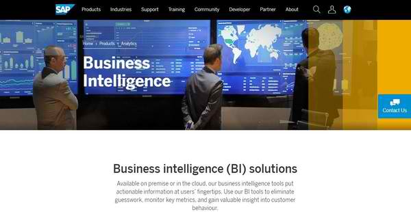 SAP Business Intelligence Platform Reviews: Overview, Pricing and