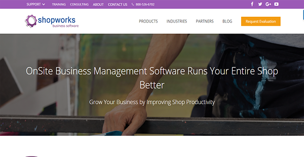 ShopWorks OnSite Reviews: Overview, Pricing, Features