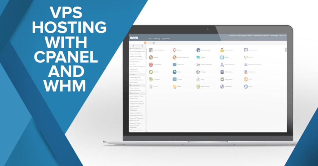 20 Best VPS Hosting with cPanel and WHM for Individuals and