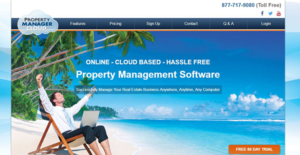 Logo of Property Manager Cloud
