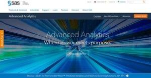 Logo of SAS Advanced Analytics