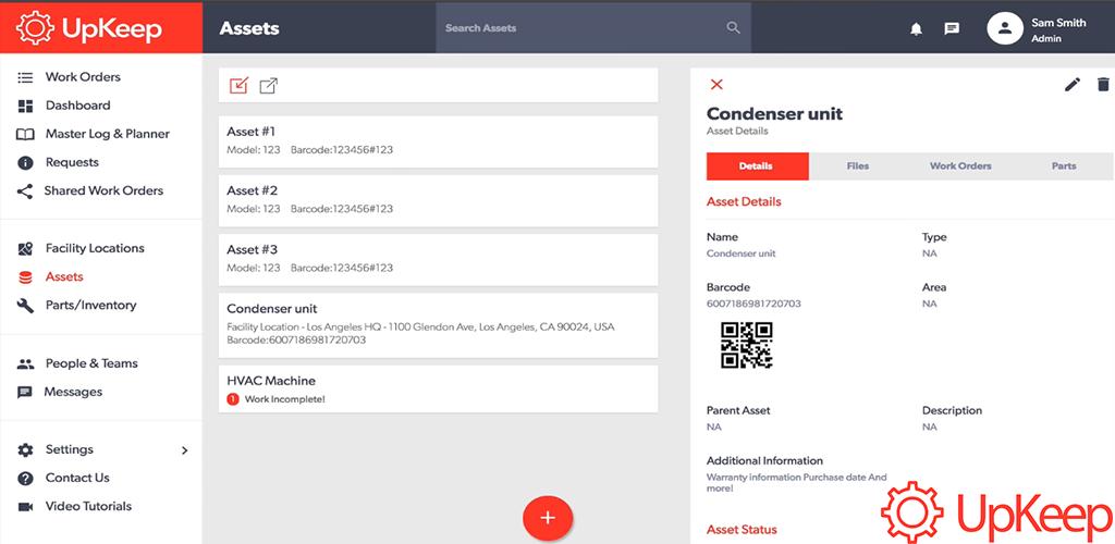 Asset Management Software Open Source Barcode Printer