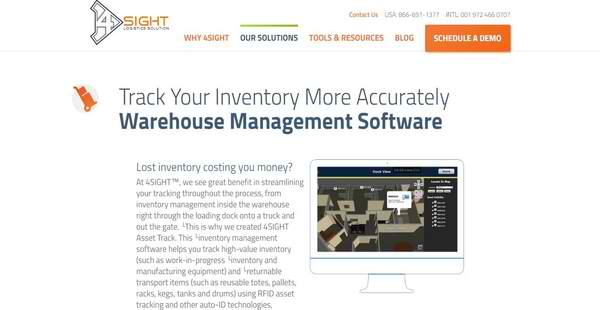 4SIGHT Asset Track Reviews: Overview, Pricing and Features