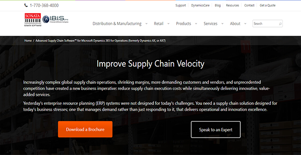 Advanced Supply Chain Software Reviews: Overview, Pricing