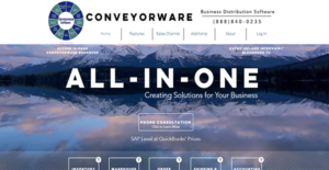 Logo of Conveyorware