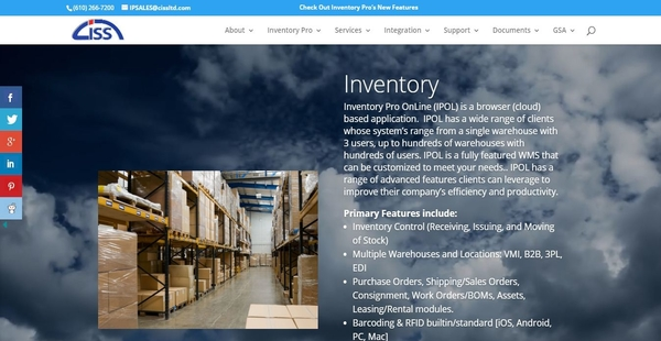 Inventory Pro Reviews: Overview, Pricing and Features