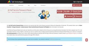 Logo of JiJi Password Reset Suite
