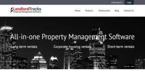 Logo of LandlordTracks