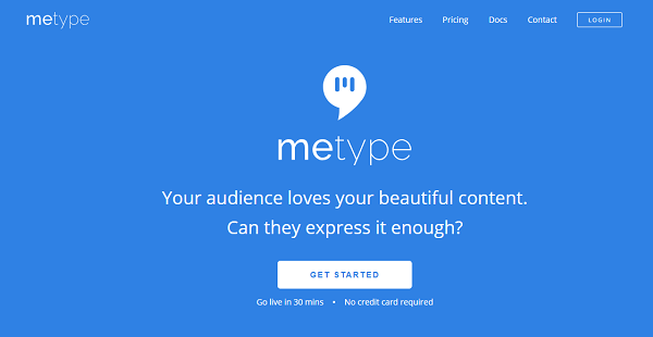 Metype Reviews: Overview, Pricing and Features
