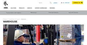 Zebra Warehouse Management Solutions Reviews: Overview
