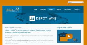 Logo of DEPOT WMS