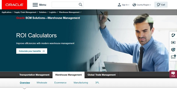 Oracle WMC Reviews: Overview, Pricing and Features